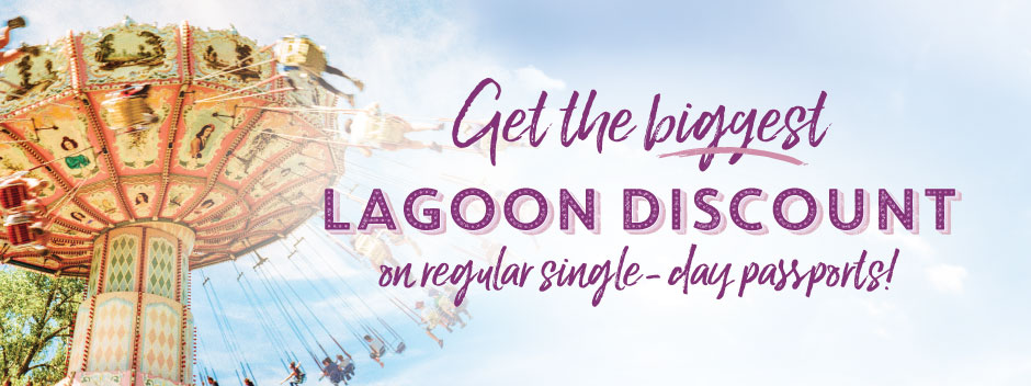 Deseret Book Lagoon Promotion
